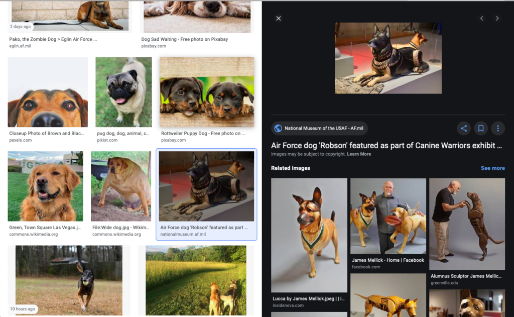 Prevent Full-Sized Images from showing in Google Image search results